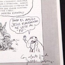 Cómics: KIM - WAR IN THE GULF - MARTINEZ EL FACHA - DIBUJO DEL AUTOR. Lote 155966222