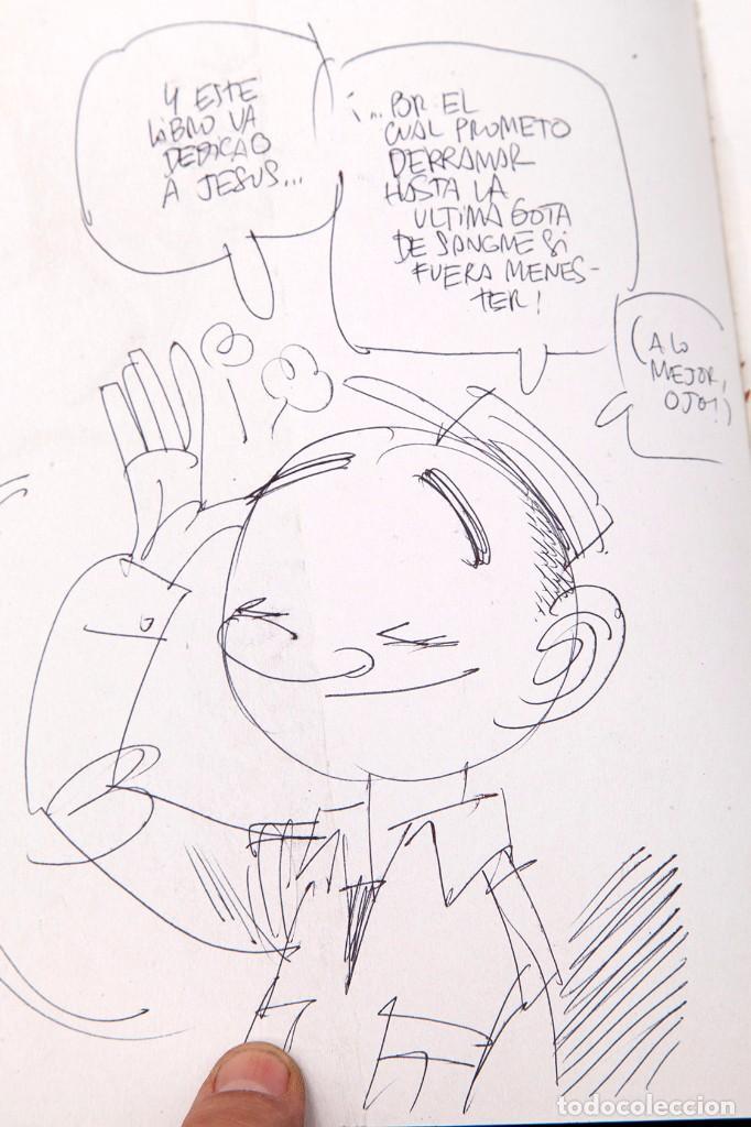 MANEL - EMILIA - DIBUJO DEL AUTOR (Tebeos y Comics - Art Comic)