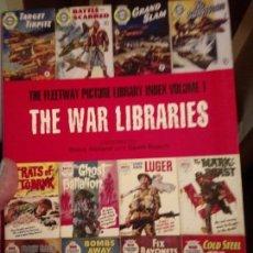 Cómics: THE WAR LIBRARIES, THE FLEETWAY PICTURE LIBRARY ,EN BUEN ESTADO.. Lote 156363466