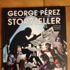 Cómics: GEORGE PEREZ STORYTELLER - DYNAMITE 208 PAGES COMIC USA. Lote 156762734