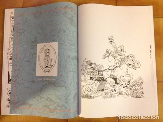 Cómics: Don Rosa 's The Life and Times of Scrooge McDuck Vol. 1 : Artist's Edition HC IDW 160 Pages 51x37 cm - Foto 2 - 157588734