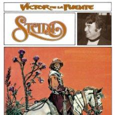 Cómics: STUDIO: VICTOR DE LA FUENTE. Lote 183731722