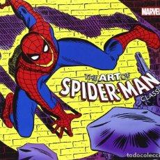 Cómics: SPIDERMAN. THE ART OF SPIDERMAN CLASSIC. EDICIÓN TAPA DURA. 240 PÁGINAS. COMO NUEVO.. Lote 158396634