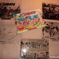 Cómics: FOTOMECANICA NUMERO 24 DEL JABATO, COMPLETA. Lote 158758758