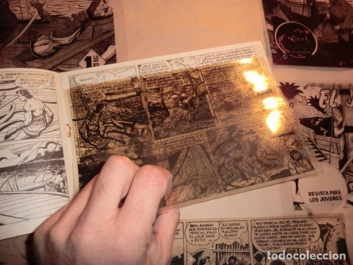 Cómics: FOTOMECANICA NUMERO 24 DEL JABATO, COMPLETA - Foto 3 - 158758758