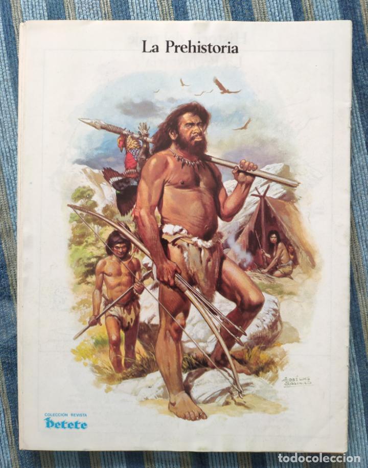LOTE DE 140 LAMINAS DE LA HISTORIA DEL TRAJE - JOSE LUIS SALINAS (REVISTA PETETE 1982) (Tebeos y Comics - Art Comic)