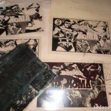 Cómics: FOTOMECANICA COMPLETA DE AMOK,( LA COLERA DE AMOK). Lote 161020422