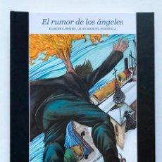 Cómics: EL RUMOR DE LOS ÁNGELES.NUEVO. Lote 161533722