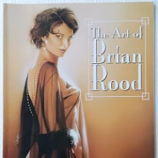 Cómics: THE ART OF BRIAN ROOD. Lote 162123546
