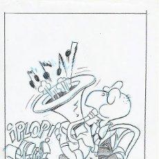 Comics: DIBUJO ORIGINAL CONDORITO. Lote 163608402