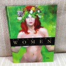 Cómics: FRANK CHO: WOMEN - SELECCIÓN DE DIBUJOS E ILUSTRACIONES - ALETA EDICIONES. Lote 164494466