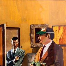 Cómics: RAFAEL GRIERA CALDERON - DIBUJANTE DE SELECCIONES ILUSTRADAS. Lote 166197122