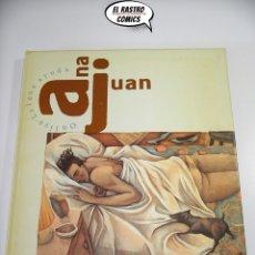 Cómics: ANA JUAN, LA LUNA AYUDA, FIRMADO, ED. MAMA-GRAF AÑO 1989, ANAJUAN, MAMAGRAF A3. Lote 168298848