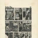 Cómics: (BD) DIBUJO ORIGINAL DE ALFREDO PONS - LADY DAY, 2P. (HISTORIA COMPLETA) EL VIBORA. Lote 169305888
