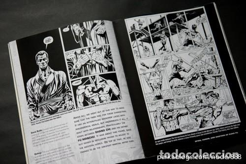 Cómics: PAUL GULACY. THE ART OF PAUL GULACY. SPIES, VIXENS AND MASTERS OF KUNG. 128 PÁGINAS. NUEVO. - Foto 2 - 169347556