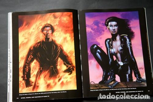 Cómics: PAUL GULACY. THE ART OF PAUL GULACY. SPIES, VIXENS AND MASTERS OF KUNG. 128 PÁGINAS. NUEVO. - Foto 3 - 169347556
