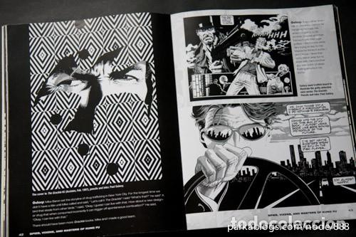 Cómics: PAUL GULACY. THE ART OF PAUL GULACY. SPIES, VIXENS AND MASTERS OF KUNG. 128 PÁGINAS. NUEVO. - Foto 4 - 169347556