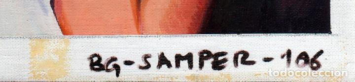 Cómics: SAMPER - PORTADA ORIGINAL - Foto 6 - 169661177