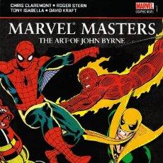 Cómics: JOHN BYRNE. MARVEL MASTERS. THE ART OF JOHN BYRNE. 276 PÁGINAS. NUEVO.. Lote 170089960