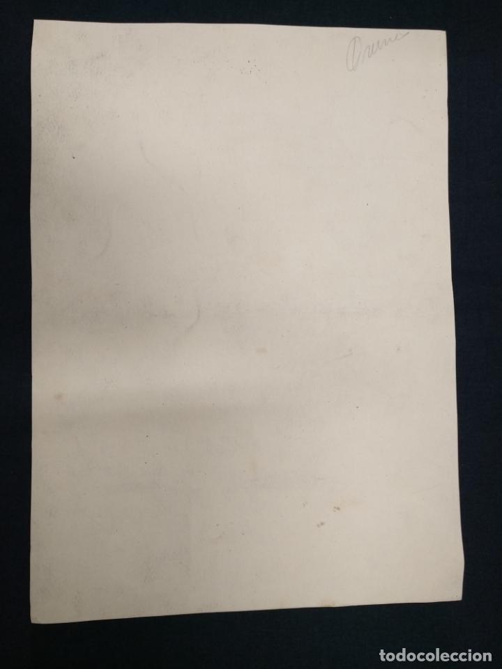 Cómics: SELECCIONES ILUSTRADAS - DIBUJO ORIGINAL - FIRMADO GUINOVART - 1960 - - Foto 7 - 170689665
