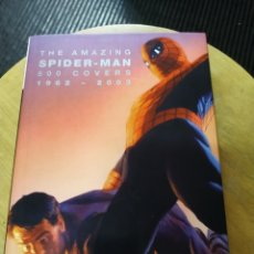 Cómics: THE AMAZING SPIDER-MAN 500 COVERS 1962 - 2003. Lote 173453107