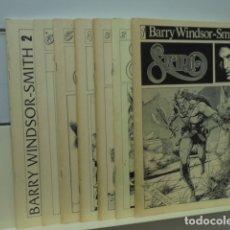 Cómics: LOTE 7 NUMEROS DE STUDIO VOL. 1 Nº 1-2-3-4-5-6 Y 7 DIBUJANTES DE COMICS. Lote 173589772