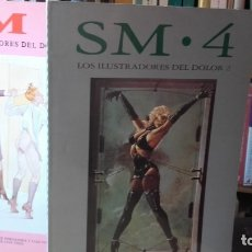 Fumetti: SM . 4 LOS ILUSTRADORES DEL DOLOR. 1 Y 2. COMPLETO, (BESAME MUCHO, 1988).. Lote 173981619
