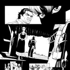 Cómics: PÁGINA ORIGINAL BROTHER LONO CAP#5 PAGE 5 - EDUARDO RISSO DEC-2013 ORIGINAL ART. Lote 174096317