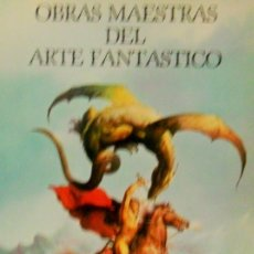 Cómics: OBRAS MAESTRAS DEL ARTE FANTASTICO, VARIOS ARTISTAS NORMA EDITORIAL. Lote 174342773