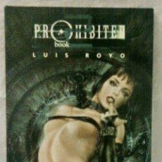 Cómics: LUIS ROYO I COCEPTIONS, NOMA EDITORIAL. Lote 174344039