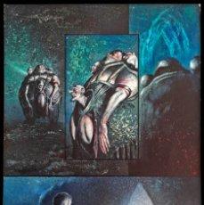 Cómics: PÁGINA ORIGINAL HELLRAISER DEL GRAN JOHN BOLTON. Lote 175507769