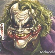 Cómics: JOKER - CARICATURA ORIGINAL - JOAN VIZCARRA. Lote 175578717