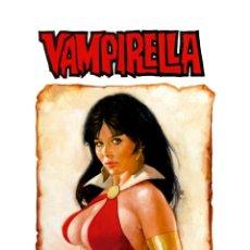 Cómics: VAMPIRELLA #8 - PORTADA - EDICIÓN LIMITADA OFICIAL - SANJULIAN. Lote 175743345