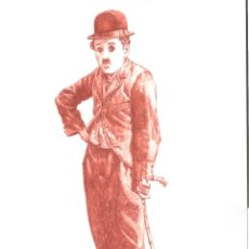 Cómics: CHARLES CHAPLIN - SANGUINA ORIGINAL - SANJULIAN. Lote 175747442