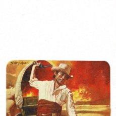 Cómics: WESTERN COVER #4 - PORTADA ORIGINAL - SANJULIAN. Lote 175751013