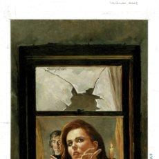 Cómics: WESTERN COVER #0 - PORTADA ORIGINAL - SANJULIAN. Lote 175752369