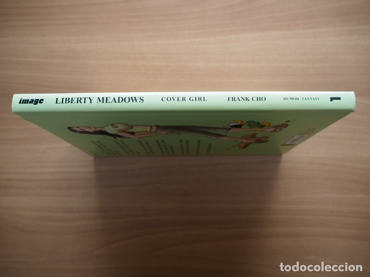 Cómics: COVER GIRL. LIBERTY MEADOWS - FRANK CHO - Foto 3 - 176218404