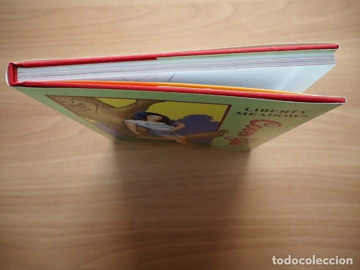 Cómics: COVER GIRL. LIBERTY MEADOWS - FRANK CHO - Foto 4 - 176218404