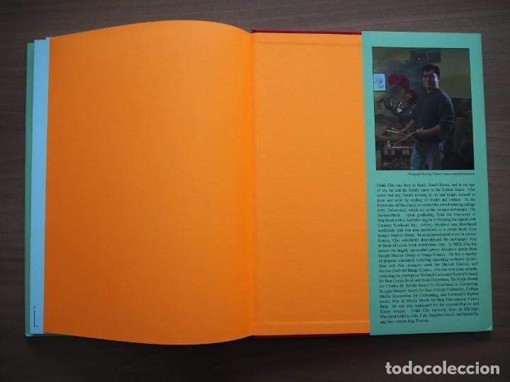 Cómics: COVER GIRL. LIBERTY MEADOWS - FRANK CHO - Foto 12 - 176218404