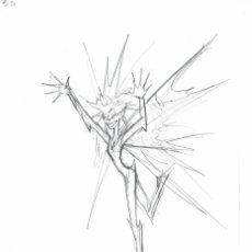 Cómics: THE PIXIE - ORIGINAL SKETCH - GREG HILDEBRANDT. Lote 176270517