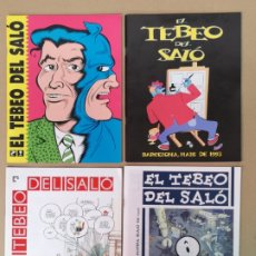Cómics: EL TEBEO DEL SALO 6 EJEMPLARES. Lote 176506273