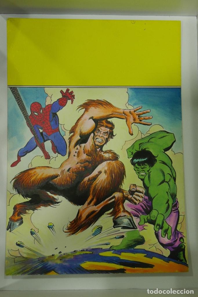 Cómics: Lopez Espi Gran lote 21 portadas originales - Foto 2 - 176593994