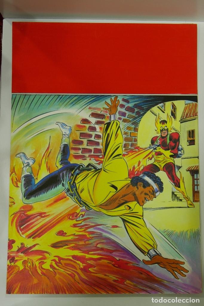 Cómics: Lopez Espi Gran lote 21 portadas originales - Foto 6 - 176593994