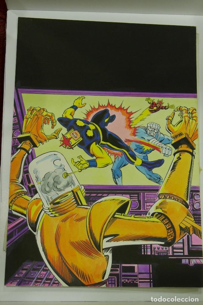 Cómics: Lopez Espi Gran lote 21 portadas originales - Foto 10 - 176593994