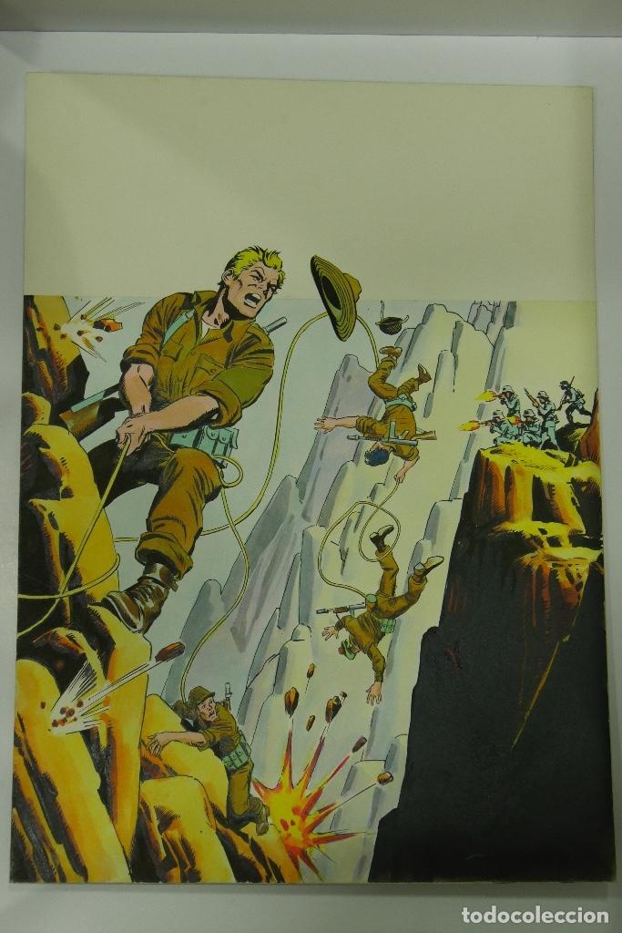 Cómics: Lopez Espi Gran lote 21 portadas originales - Foto 12 - 176593994