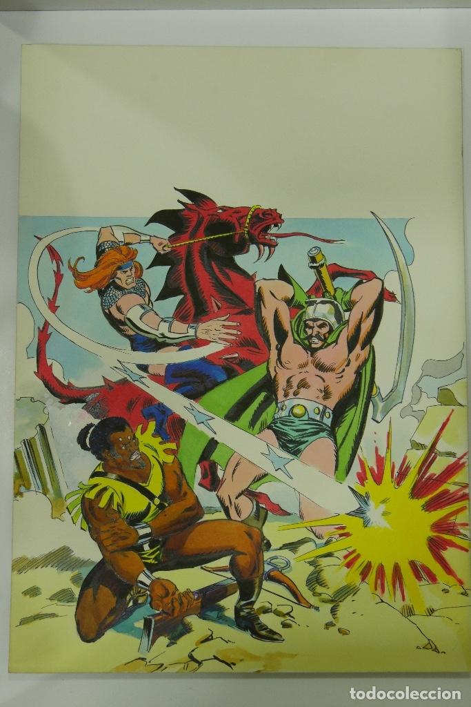 Cómics: Lopez Espi Gran lote 21 portadas originales - Foto 13 - 176593994