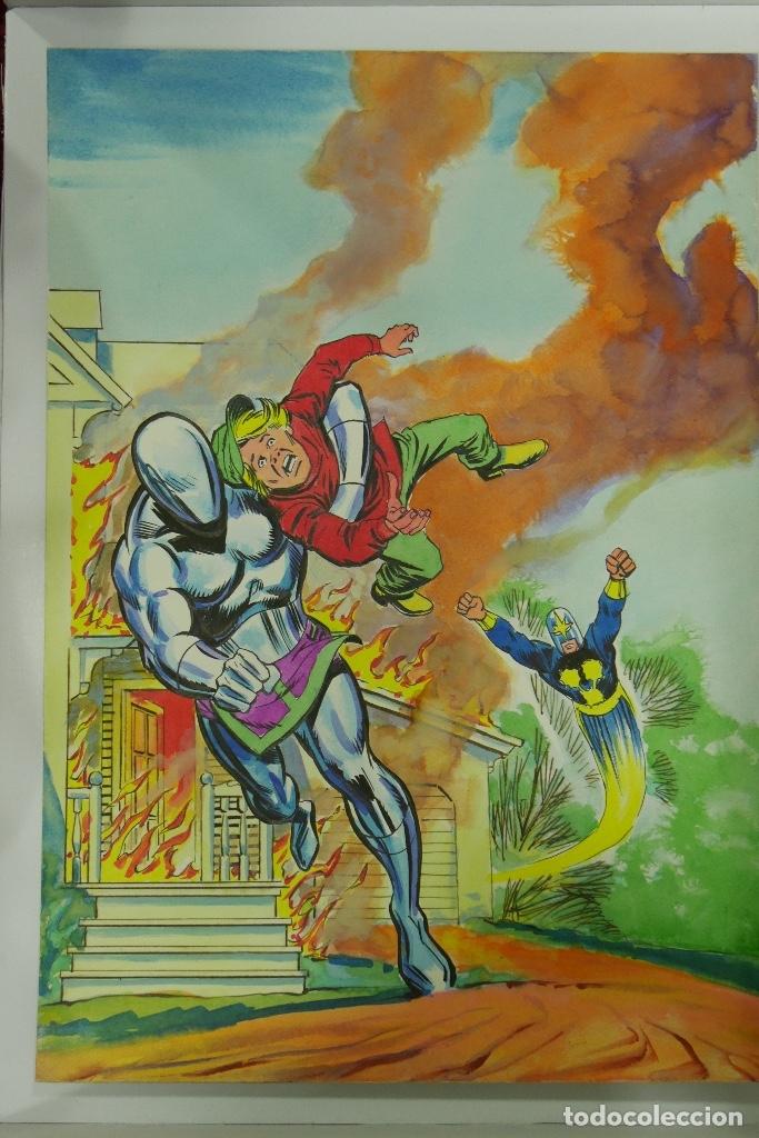 Cómics: Lopez Espi Gran lote 21 portadas originales - Foto 14 - 176593994