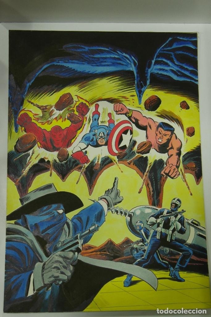 Cómics: Lopez Espi Gran lote 21 portadas originales - Foto 15 - 176593994
