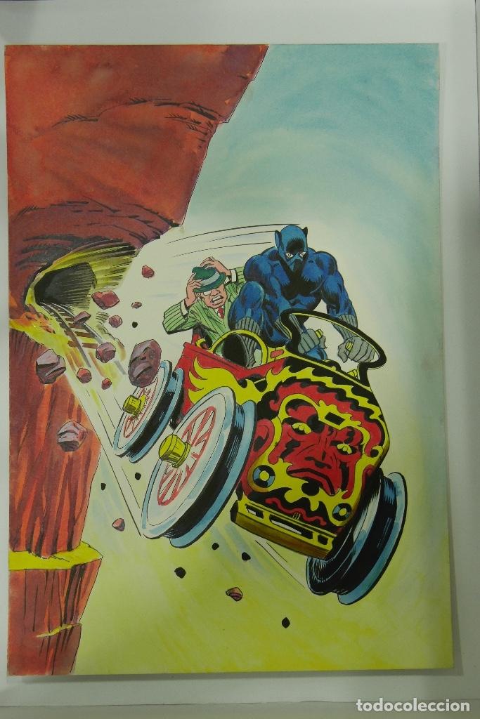 Cómics: Lopez Espi Gran lote 21 portadas originales - Foto 18 - 176593994