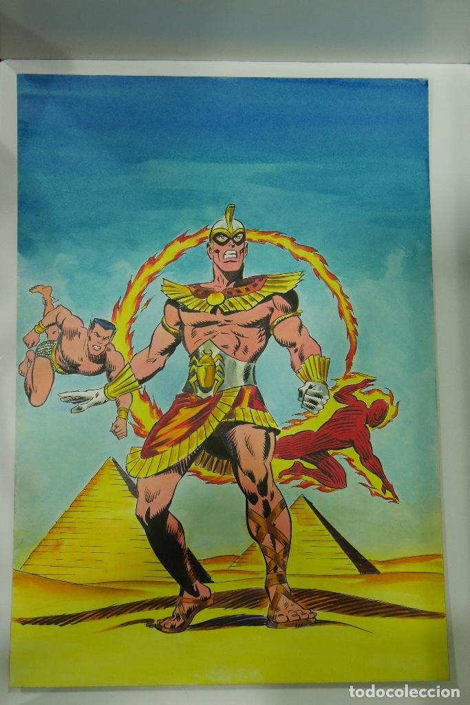 Cómics: Lopez Espi Gran lote 21 portadas originales - Foto 20 - 176593994